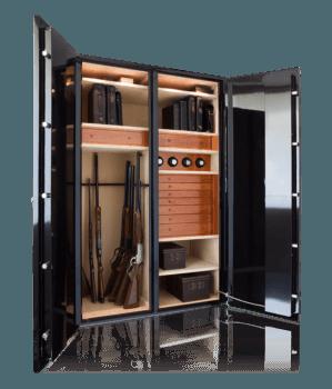 Estate gun safes