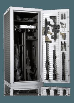 Tactical Series gun safes