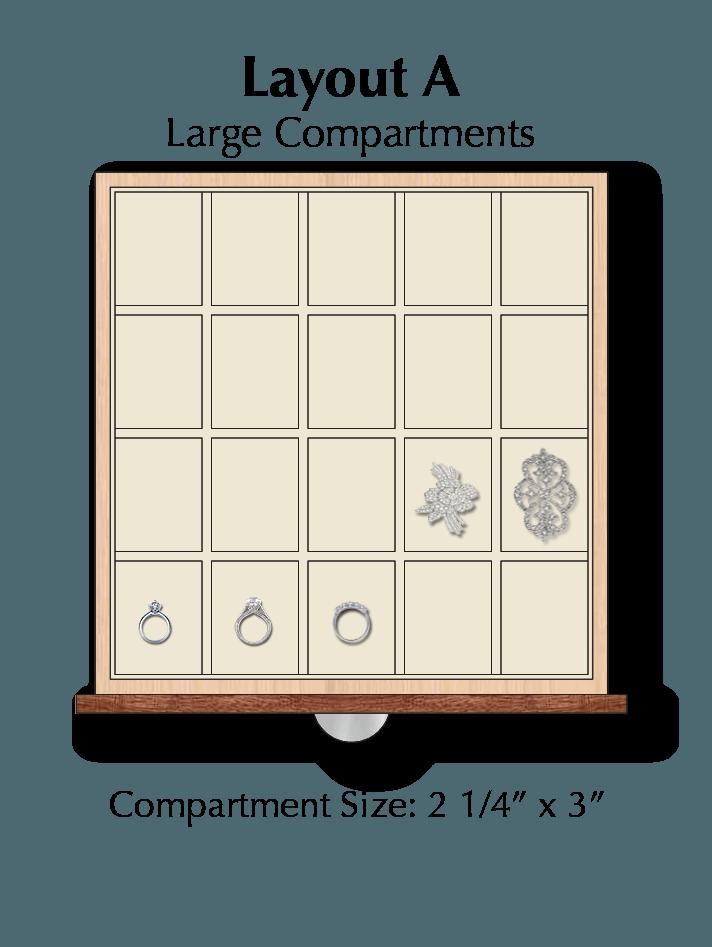 luxury jewelry box safes