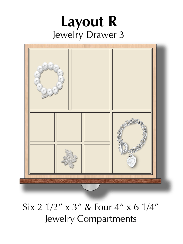 luxury jewelry safe