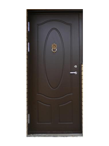 Entrance security doors